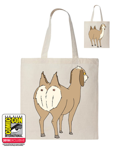 SDCC 2018 Exclusive Two Butted Goat Tote (SDCC pickup only)