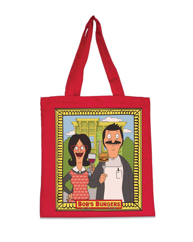 SDCC 2016 American (Cheeseburger) Gothic Tote (WONDERCON PICKUP ONLY)