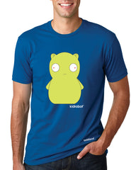 Kidrobot x toddland Kuchi Kopi Bob's Burgers exclusive tee - cool blue (WONDERCON PICKUP ONLY) le of 200pcs
