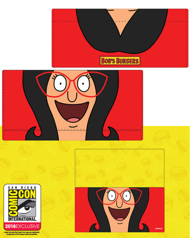 SDCC 2018 Exclusive Linda Ladies wallet (SDCC pickup only)