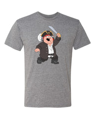2020 Family Guy Long John Peter triblend tee