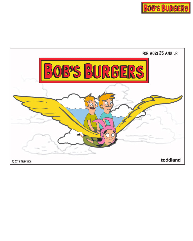 2021 Bob's Burgers Louise Wings pin (limited edition of 175)