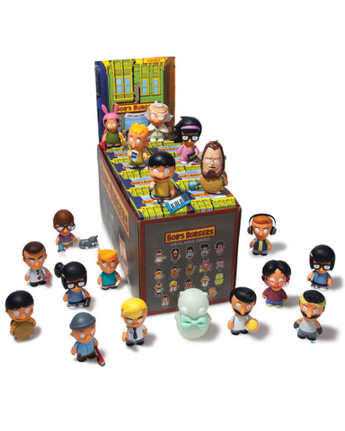 "Kidrobot Bob's Burgers 3"" Blind Box Mini Series (BOB'S LIVE/ORPHEUM PICKUP ONLY)"