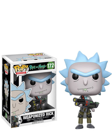 Funko POP! Rick & Morty - Weaponized Rick