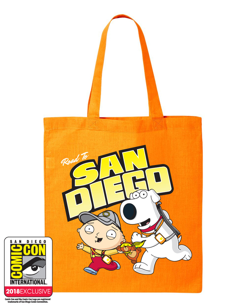 SDCC 2018 Road to tote (SDCC pickup only)