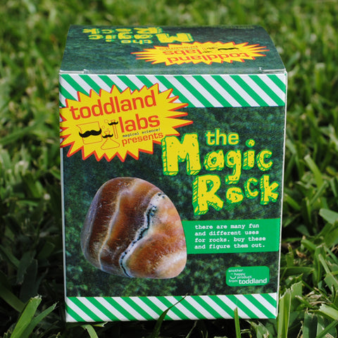 The Magic Rock!!  mystery blindbox rocks