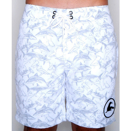 Seal the Deal toddland x urt- board shorts