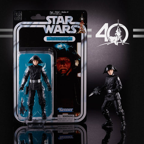 "Hasbro - 6"" Star Wars Black Series 40th anniversary - Death Squad Commander"