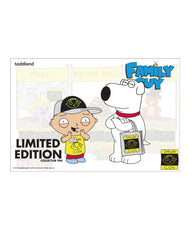 2020 Family Guy Stewie Con 2 pack enamel pins (limited edition of 175)