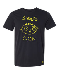 2020 Family Guy Stewie Con (black) tee