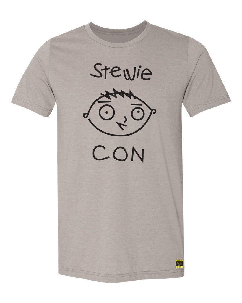 2020 Family Guy Stewie Con (heather stone) tee