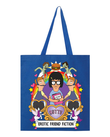 NYCC 2016 Toddland x Spoke Art Butts Tote (WONDERCON PICKUP ONLY)
