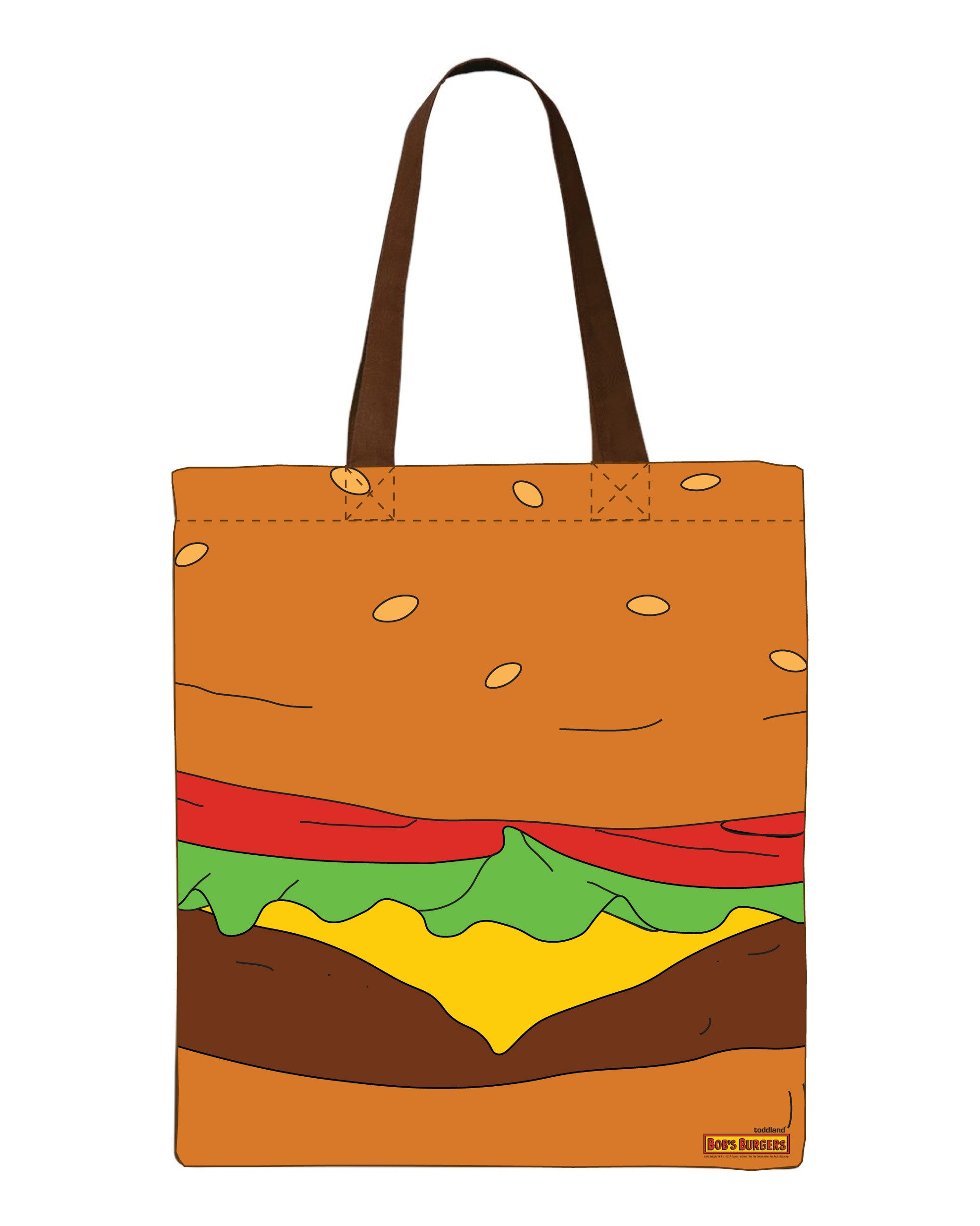 f9180d7f69 SDCC 2017 - Burger Tote - edition of 250pcs (SDCC pickup only)