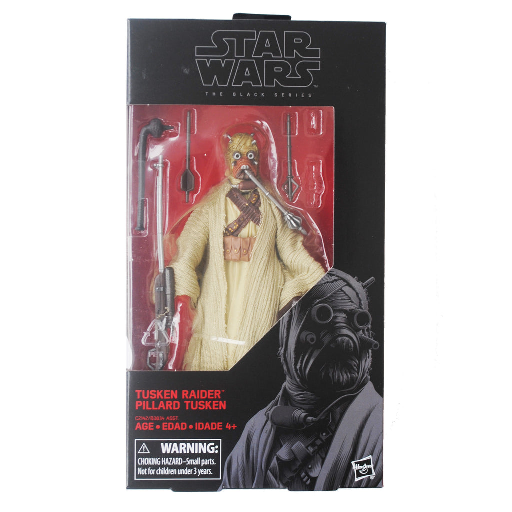 "6"" Star Wars Black Series - Wave 11 - Tusken Raider"