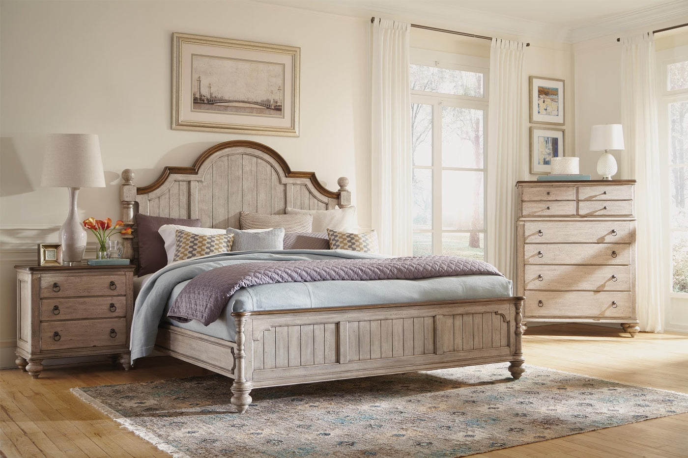6 Steps to Transforming Your Master Bedroom