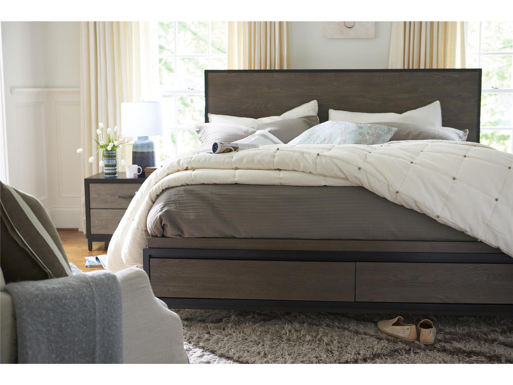 Curated Spencer Queen Storage Bed