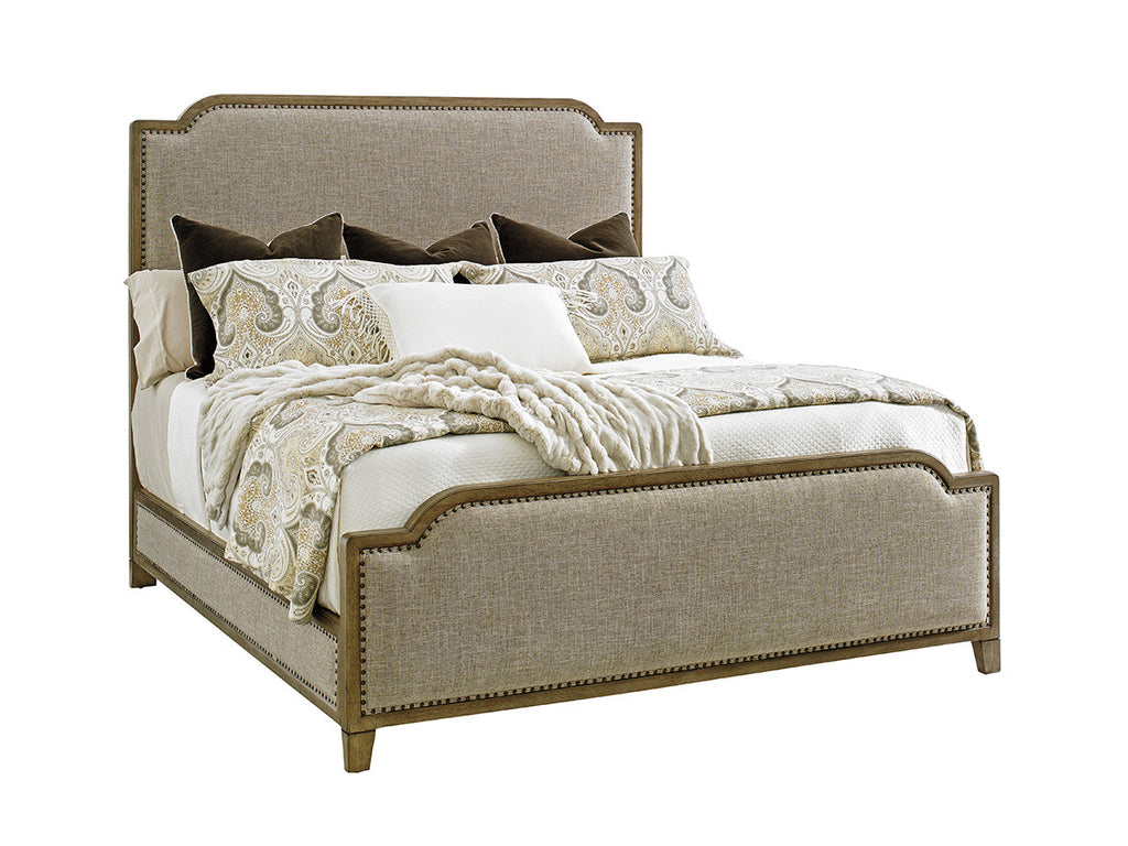 Stone Harbour Upholstered Bed
