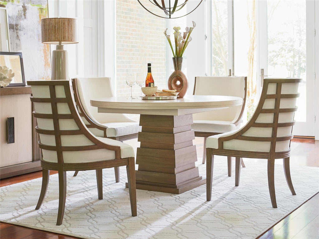 Synchronicity Round Dining Table