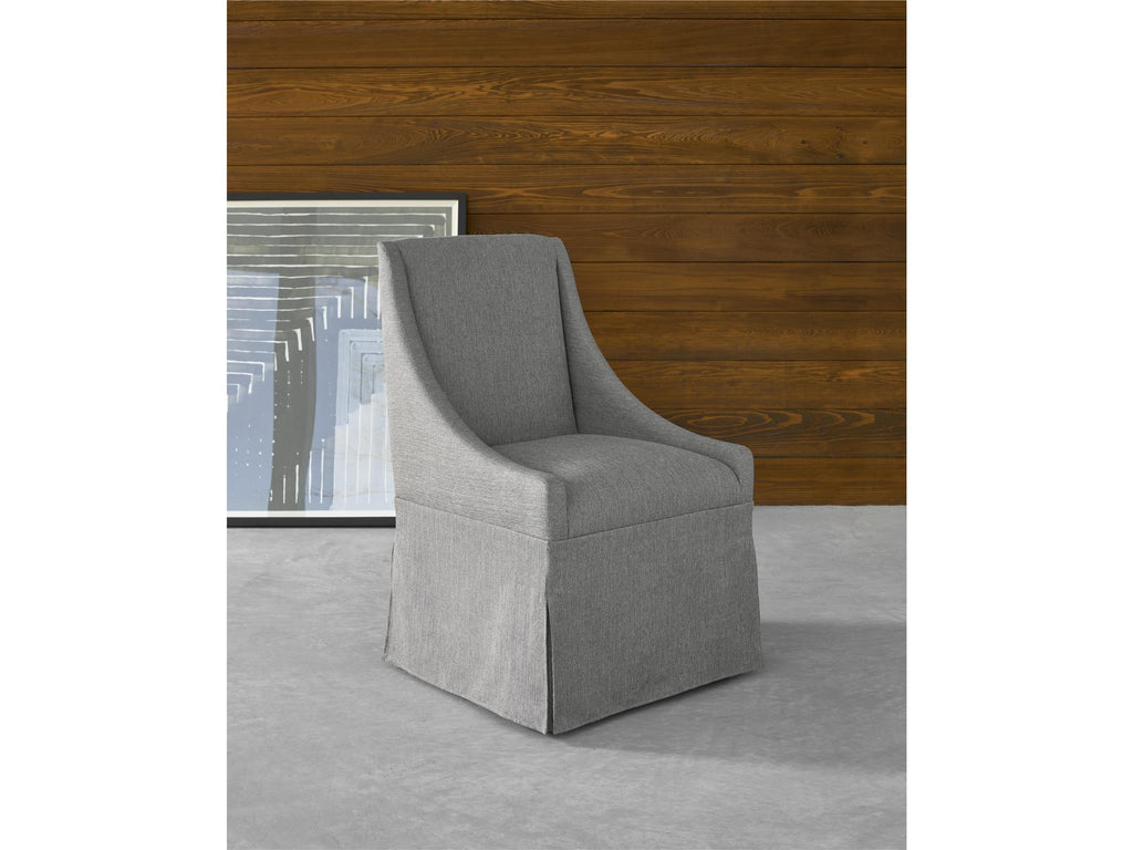 Modern Townsend Castered Dining Chair