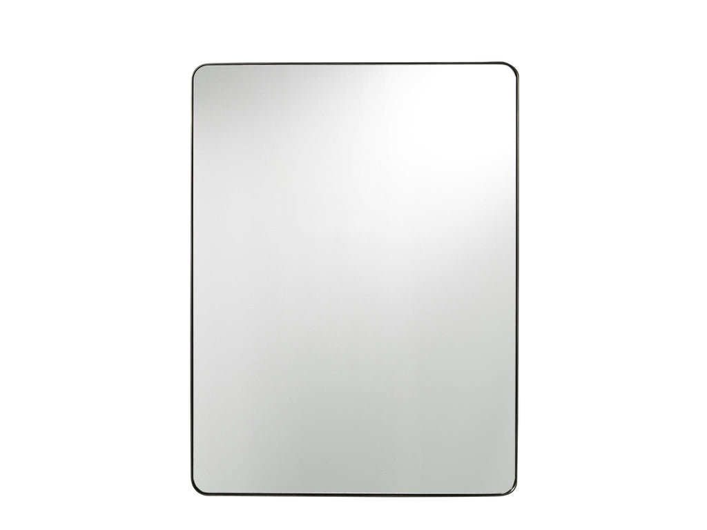 Modern Accent Mirror - Bronze