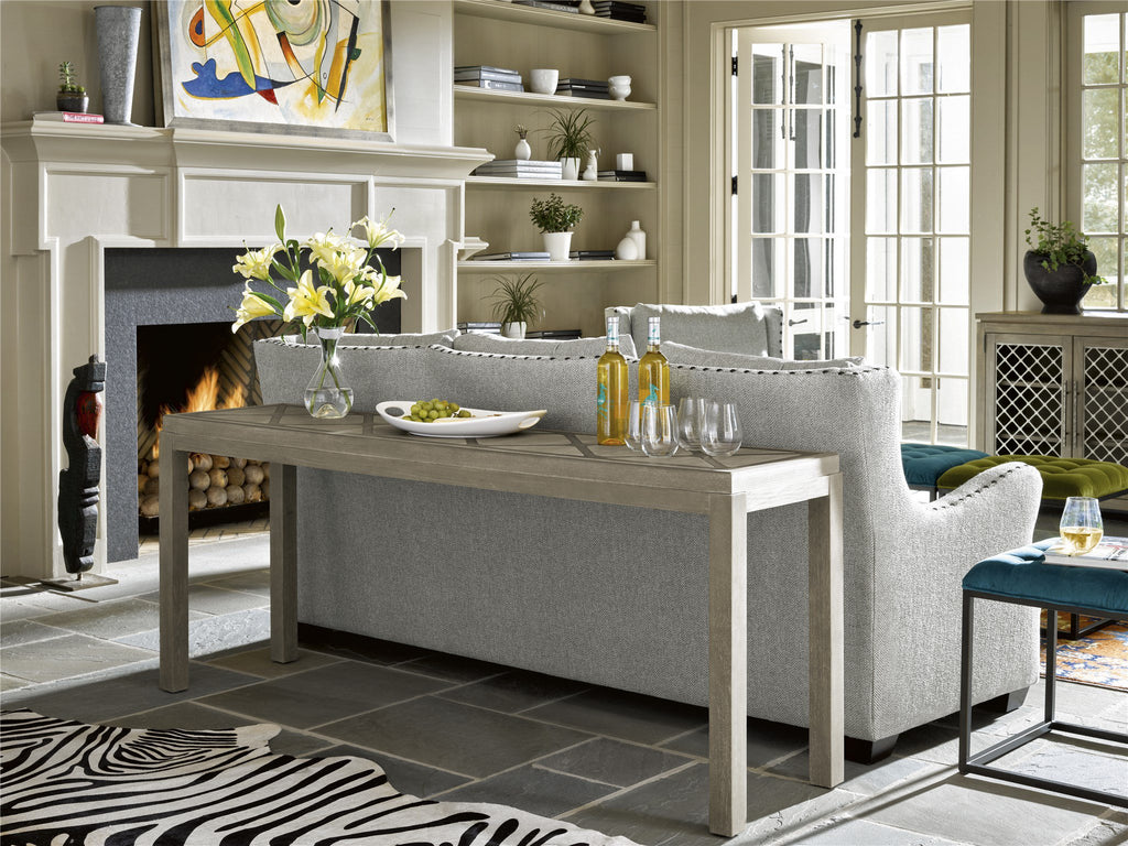Curated Griffin Console Table