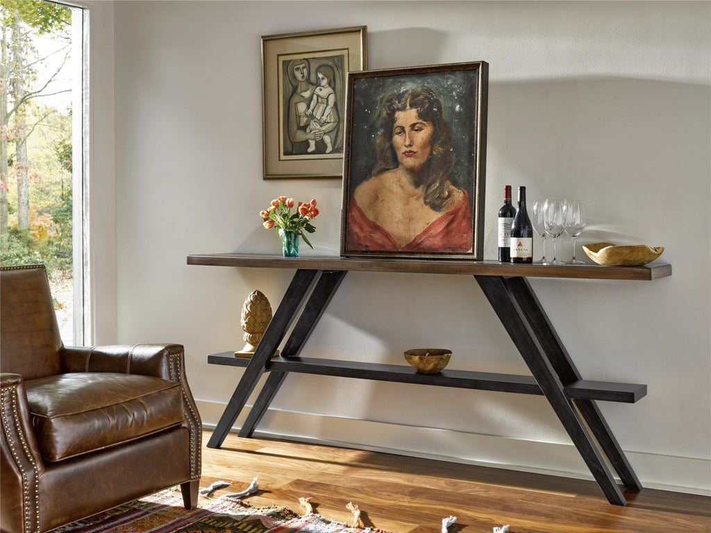 Curated Chandler Console Table