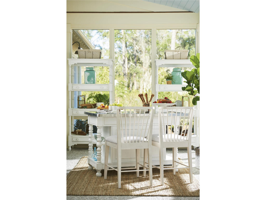 Cottage-Paula Deen Home Windsor Counter Chair