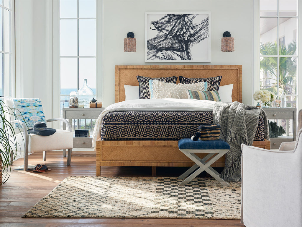 Escape-Coastal Living Home Collection Long Key Queen Bed
