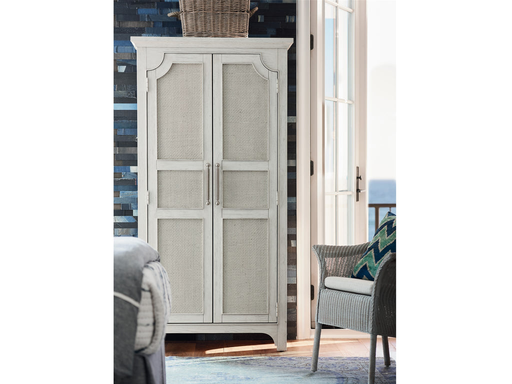 Escape-Coastal Living Home Collection Narrow Utility Cabinet