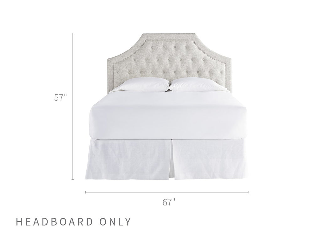 Spaces Avery Queen Headboard