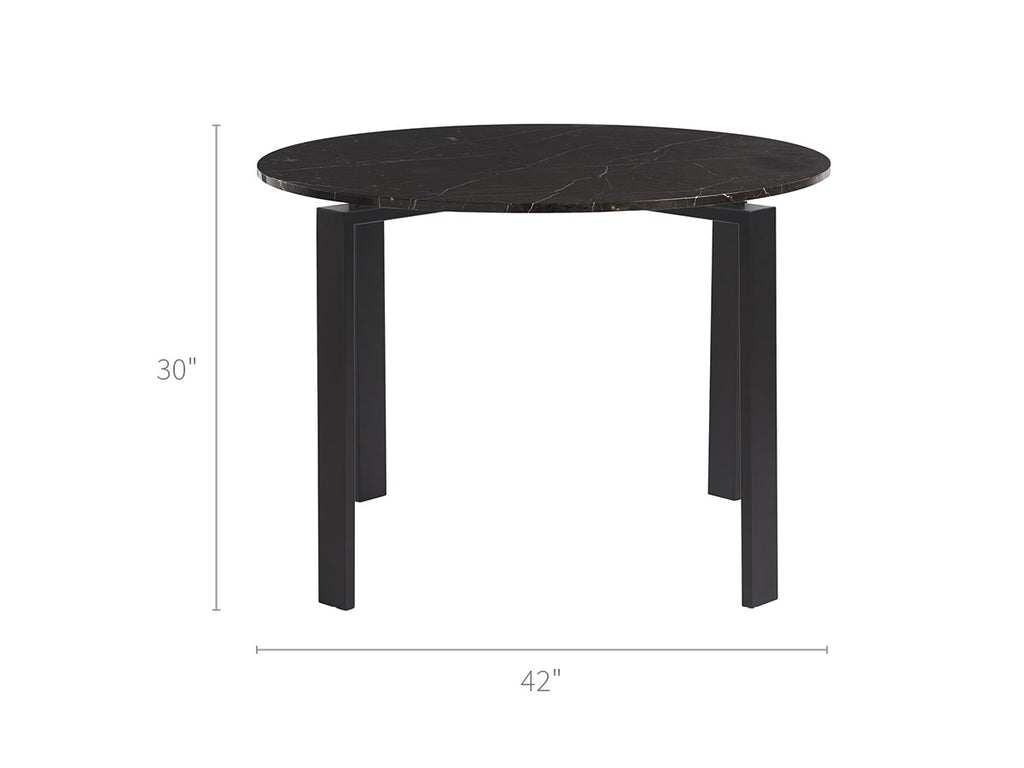 Spaces Marshall Dining Table