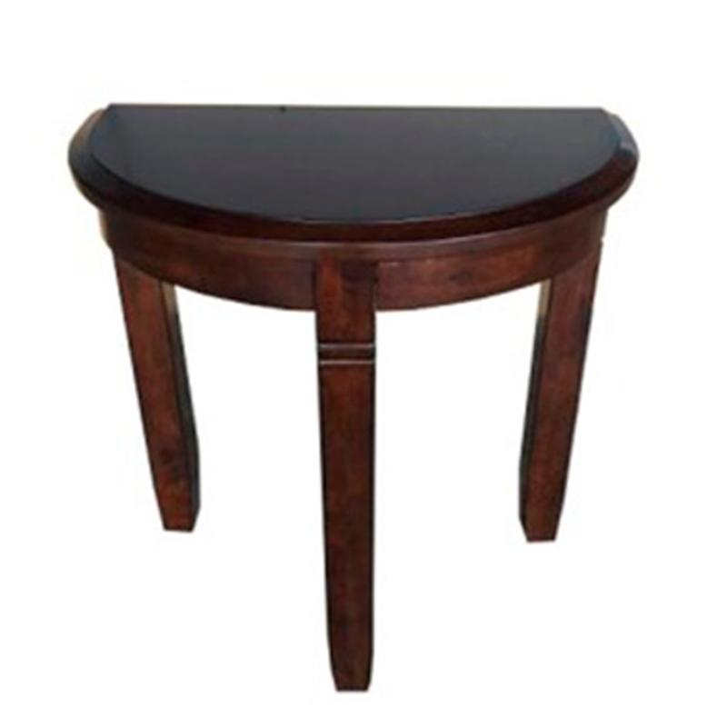 BIRCHATTA SMALL ENTRY TABLE (BROWN)