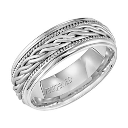 Woven Wedding Band