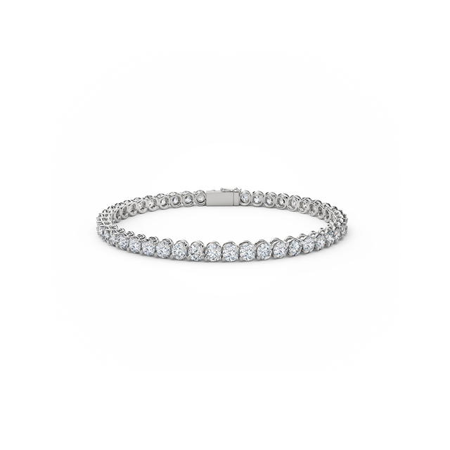 Diamond Line Braclet