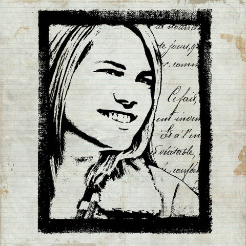 Audrianna Wood Stamp