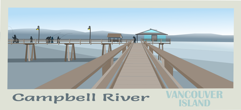 Campbell River Pier