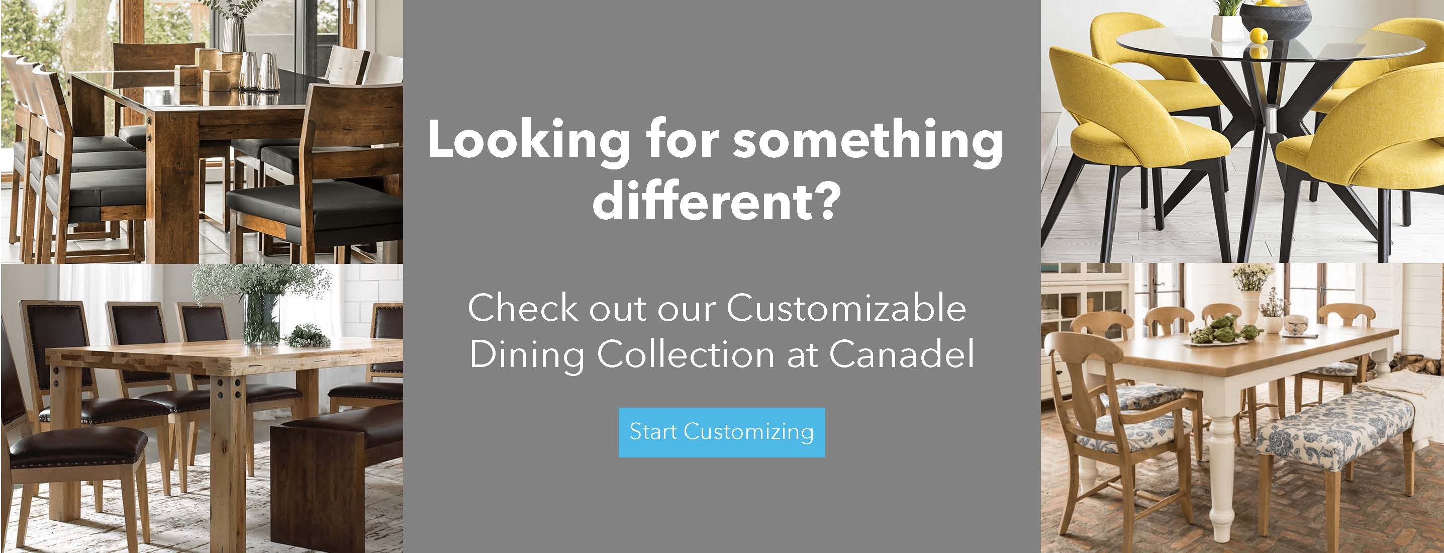 Customize able Dining