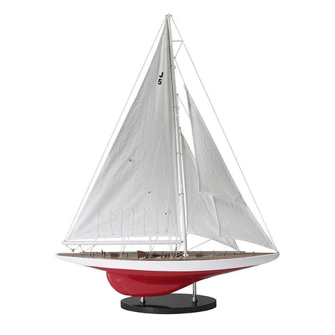"J-Yacht ""Ranger"" 1937 Model - Jordans Home"