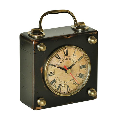 Royal Mail Travel Clock - Jordans Home