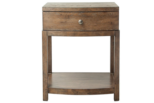 Compass Bedside Table - Jordans Home