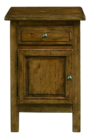 Woodhaven Door Nightstand - Jordans Home