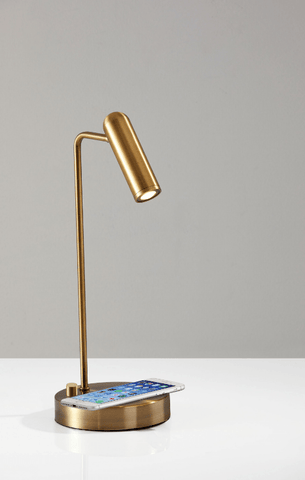 Kaye AdessoCharge Desk Lamp - Jordans Home