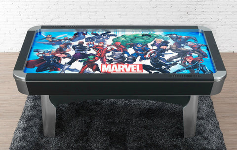 Official Marvel Universe Air Hockey Table - Jordans Home