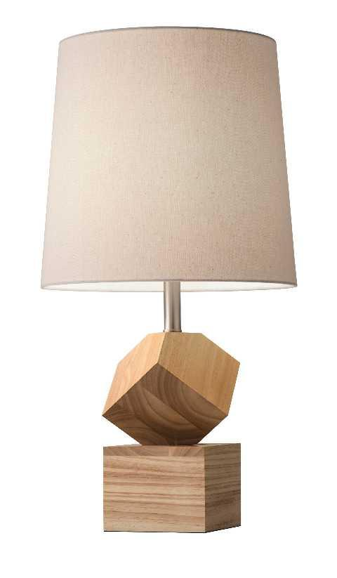 Logan Table Lamp - Jordans Home