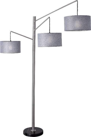 Wellington Arc Lamp  | Floor Lamp | Jordans Home