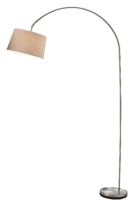 Goliath Arc Lamp - Jordans Home