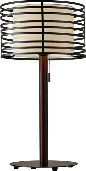 Reed Table Lamp - Jordans Home