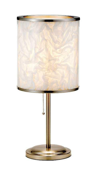 Papyrus Table Lamp - Jordans Home