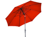 Red Umbrella Pacifica & Bronze Fiberglass  | Umbrella | Jordans Home