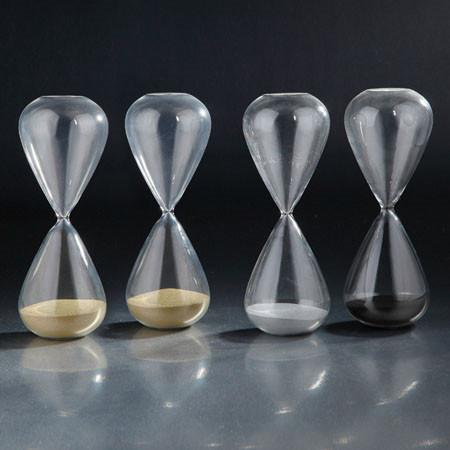 Glass Sand Timer - Jordans Home